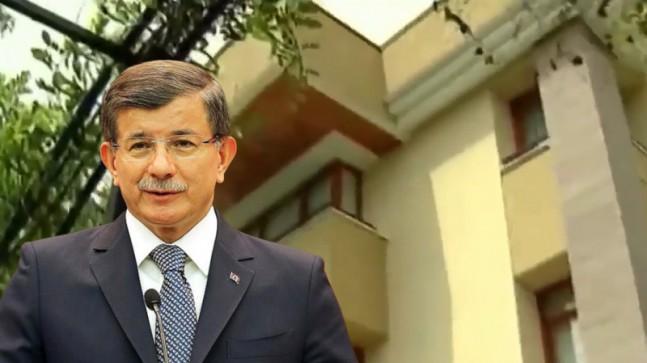 Ahmet Davutoğlu'nun Parti Binasının Yeri Belli Oldu
