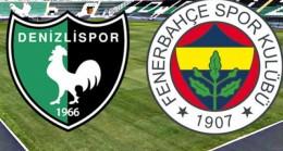 AZ Tv canlı izle – Denizlispor Fenerbahçe Canlı izle şifresiz idman tv justin tv izle