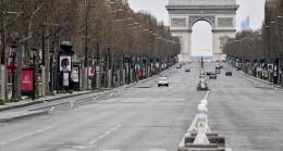 Fransa'dan tam sokağa çıkma yasağı