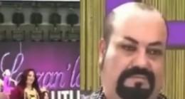 Kobra Murat, peruğunu çıkardı