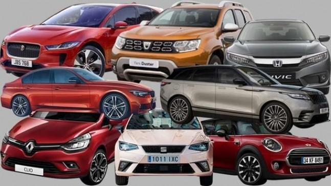 Nisan 2021 Sıfır Araba Kampanyaları