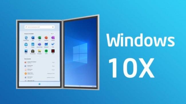 Microsoft, Windows 10X projesini iptal etti