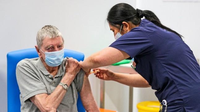 İngiltere: Koronavirüs aşılaması, bu gidişle 2024'e kadar bitmeyecek