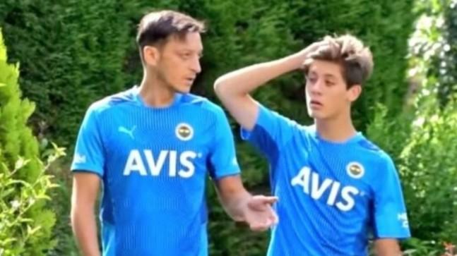 Mesut Özil, Arda Güler'e mentorluk yapacak